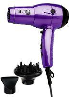 Which is the best folding travel ionic hair dryer with a diffuser for Uzbekistan?