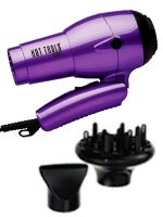 What is the best travel hair dryer with a diffuser attachment for Thailand?