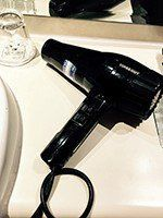 Do hotel rooms in Czech Republic have hair dryers?