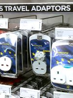 Where to buy a power adapter for Kiribati in the UK