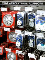 Where to buy a power adapter for Zambia in the UK