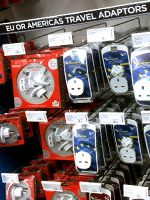 Where to buy a power adapter for Guyana