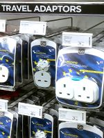 Where to buy a power adapter for Tuvalu in the UK