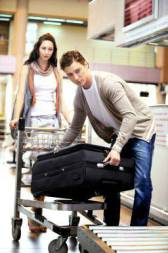 Are you only bringing hand luggage?