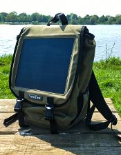 Does a solar powered charger work in Switzerland?