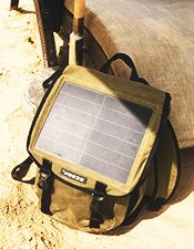Do solar battery chargers work in Mongolia?