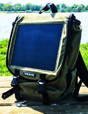 Will a solar battery charger work in Argentina?