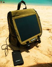 Does a solar battery charger work in Mauritania?