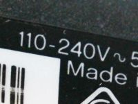 How can I tell if my hair straighteners are dual voltage?