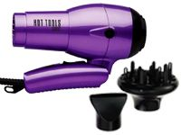 What is a good dual voltage ionic hair dryer with a diffuser attachment?