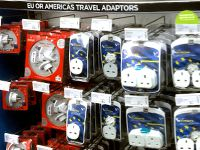 Where to buy a power adapter for Kyrgyzstan in the UK