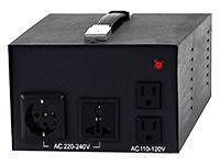 What is the difference between a power converter and a power adapter for Bahrain?