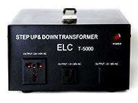 What is the difference between a power transformer and a converter?