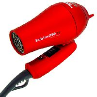 What is the smallest folding dual voltage hair dryer for The US Virgin Islands?