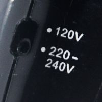 How can you tell if you have a single voltage or dual voltage device?