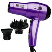 What is the best travel hair dryer with a diffuser attachment for Spain?