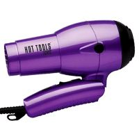 Which is the best folding travel ionic hair dryer with a diffuser attachment?