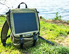 Will a solar charger work in Falkland Islands?