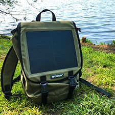 Do solar battery chargers work in Finland?