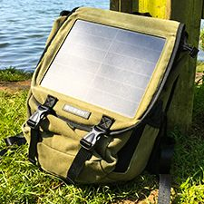 Does a solar powered charger work in Ukraine?