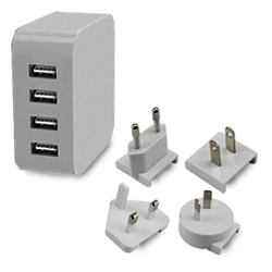 Travel USB Wall Chargers