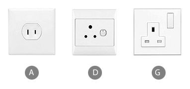 What plug sockets are used in Yemen?
