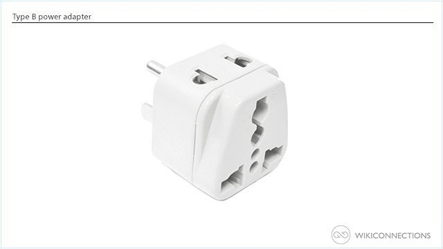 What is the best power adapter for The British Virgin Islands?