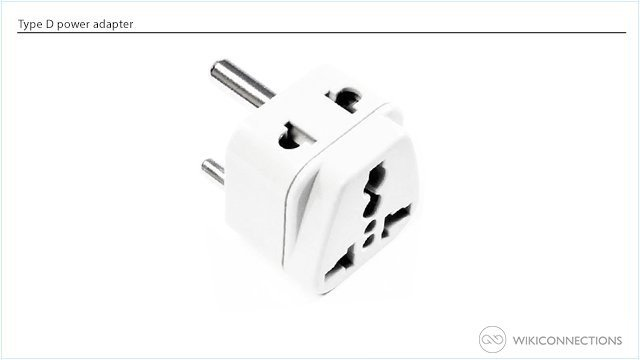 What is the best power adapter for Monaco?