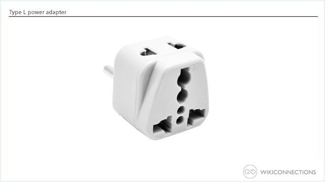 What is the best power adapter for Chile?