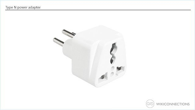 What is the best power adapter for Brazil?