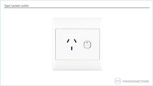 What plug sockets are used in Kiribati?