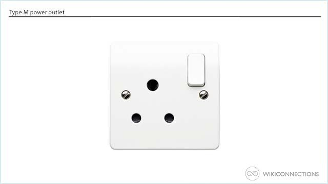 Which plug adapter will you need for using  hair straighteners in Lesotho?